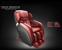 2016 new design SL shape full body healthcare massage chair 3d zero gravity with Bluetooth music