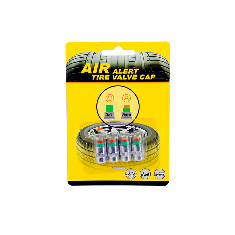 car tyre pressure warning cap