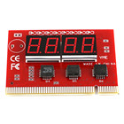 Computer Motherboard LED 4 Digit Analysis Diagnostic Test POST Card PCI High Quality