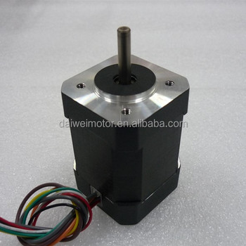 42mm 12V 3500RPM Brushless DC Motor 42BLS02-1235