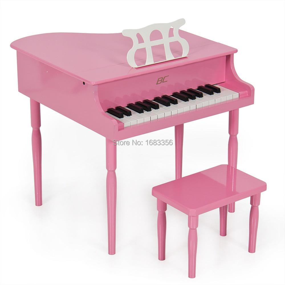 Piano Bois Enfant