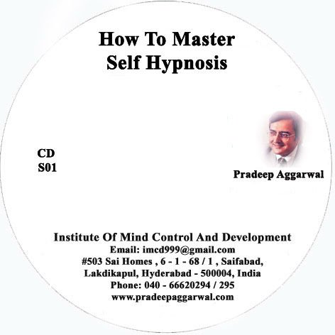 How To Master Self Hypnosis - Mp3 Audio Cd - Buy Self Hypnosis Product on  Alibaba com