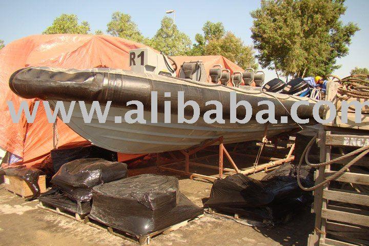 Halmatic Arctic A28 Rigid Inflatable Boat