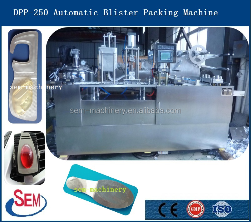 Thermo Form Fill Sealing Plastic Blister Automatic Packaging Machine