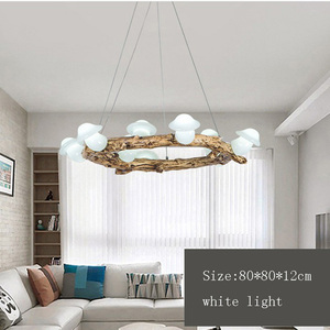 Pendant Lights Square Rings For Living Room Bedroom Home AC85-265V Modern Led Pendant Lamp Fixtures lustre plafonnier ACRYLIC