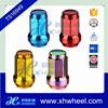China Suppliers 12*1.25 Hex 19mm Length 32mm Colorful Wheel Lug Nut