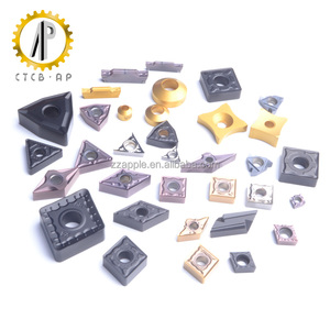 Carbide CNC Insert for turning,milling,grooving,threading,scarfing application