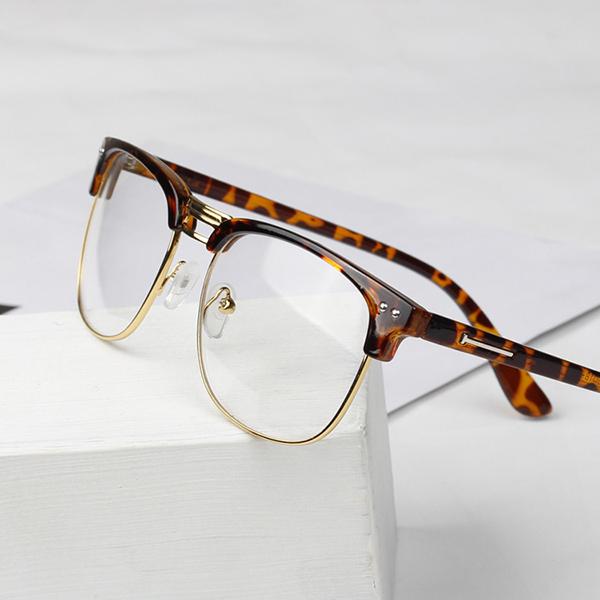 gafas leopardo hombre