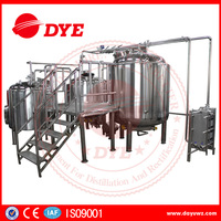 Customized Wholesale sus or red copper beer wine making kits equipment supplies