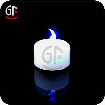 High Quality Unscented Colored Tea Light Candles