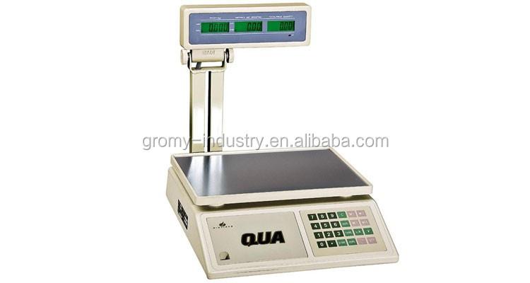 Acs Tcs Electronic Price Scale Digital Price Computing