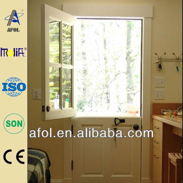 Exterior Or Interior Solid Wood Dutch Door