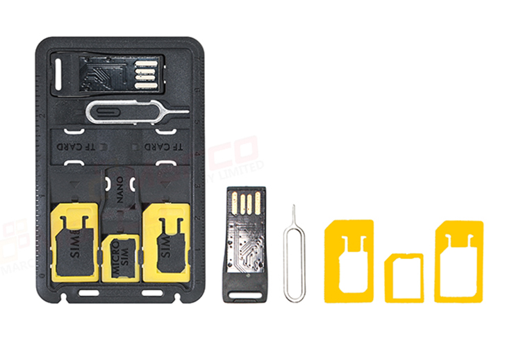 new style and cheapest price sim card adapter  buy usb