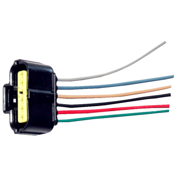 OEM ODM ISO9001custom 6 pin wire harness_350x350 oem odm iso9001custom 6 pin wire harness connector for automotive OEM Wiring Harness Connectors at gsmportal.co