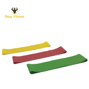 Innovative products 2018 Home exercise equipment mini hip circle band weight lifting resistance band