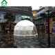 Transparent And White PVC Sphere Geodesic Tent Clear Dome Tent For Sale