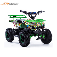 Best-selling 1000W Electric Mini ATV Quad for Kids