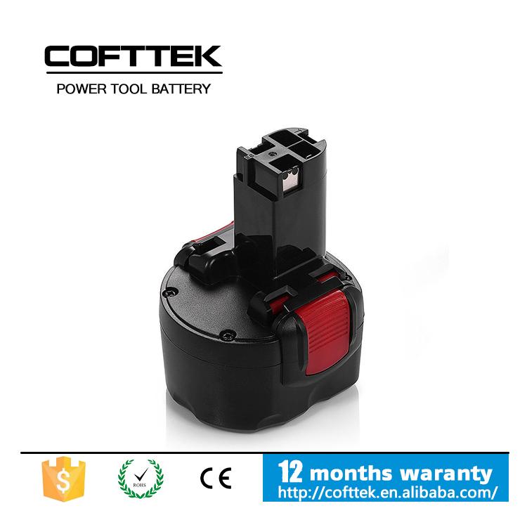 power Tool Battery for 9.6v Bosch BAT048, BAT100, BAT119, 2 607 335 260