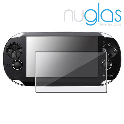 Nuglas brand in stock for Sony ps vita pch-2000 Asahi glass screen protector