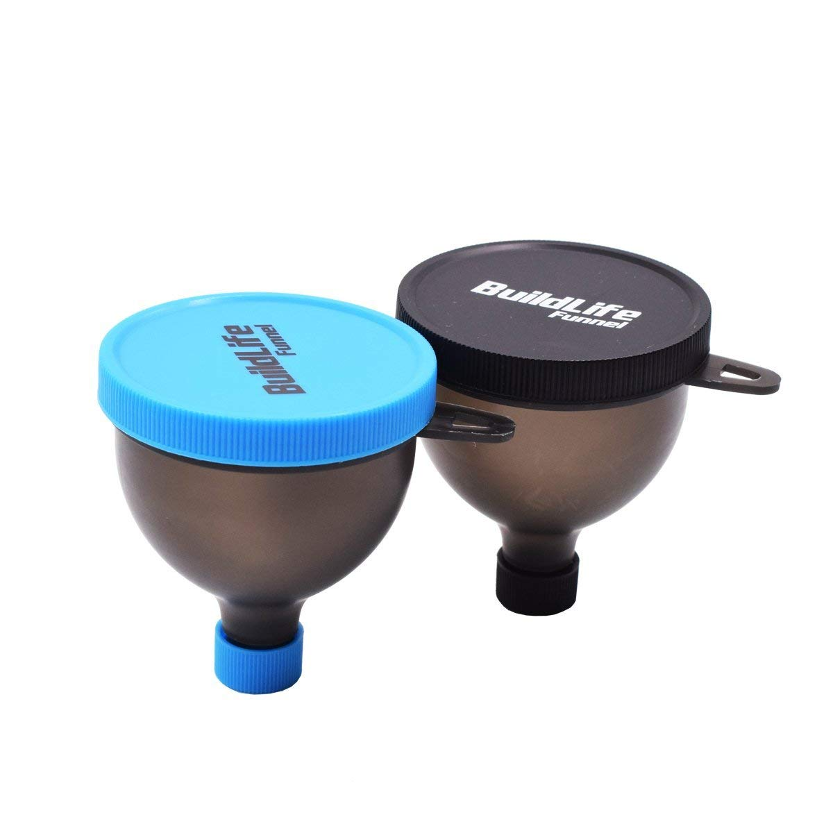 Fill N Go Funnel - Protein Funnel - Supplement Funnel - Water Bottle Funnel - Powder Container for Supplements, Protein Powder