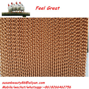 evaporative cooling system leaking water ,cellulose cooling pads india