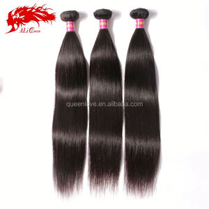 wholesale outlet price 100% real indian virgin hair straight 10pcs lot