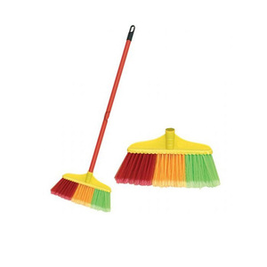 Wholesale home cleaning soft broom plastic broom