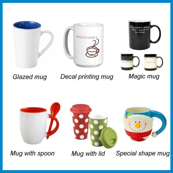 Unusual Shape Mug In Ceramic Buy Shape Mug In Ceramic