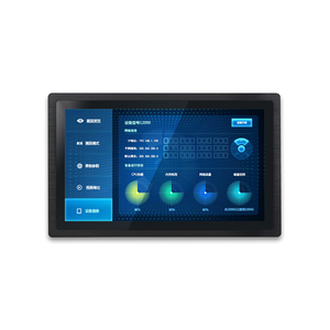 15.6 inch touch screen system personal computer all in one PC