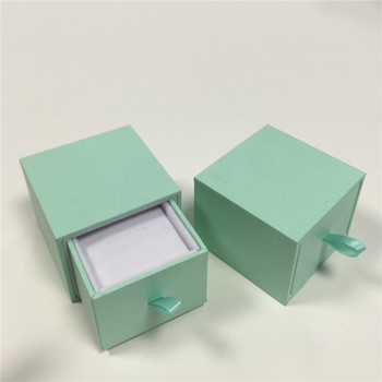 Green Drawing Cardboard Jewelry Box Buy Cardboard Jewelry Box