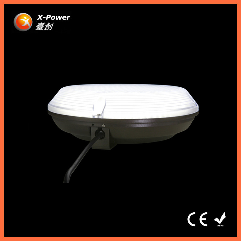 China 40W surface mounted led fan ceiling light cylinder with epistar chip 5 years warranty