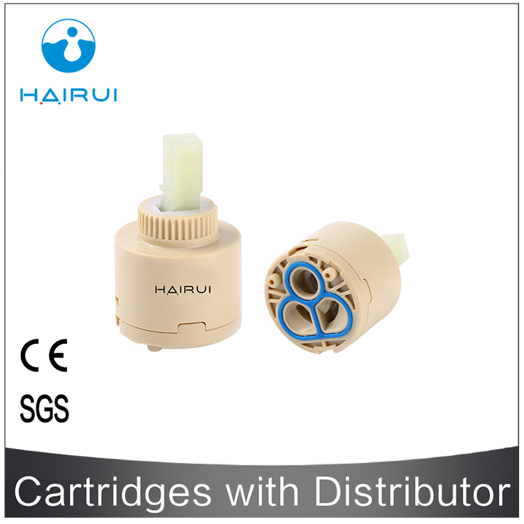 High quality 40mm PC idling single sealing ceramic cartridge without distributor HR40D-K01