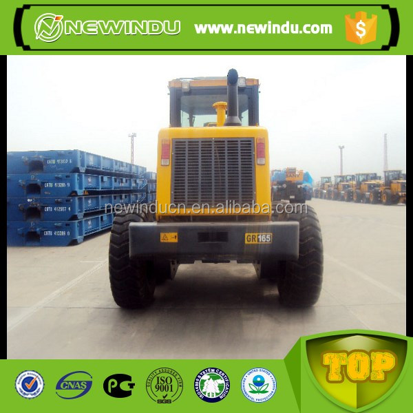 GR1653 Stage 3 emission road motor grader blade ripper and dozer for sale