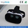3d Head Mount Display Virtual Reality Video Glasses + Bluetooth Remote Controller 2 in1 Kit for Smartphone