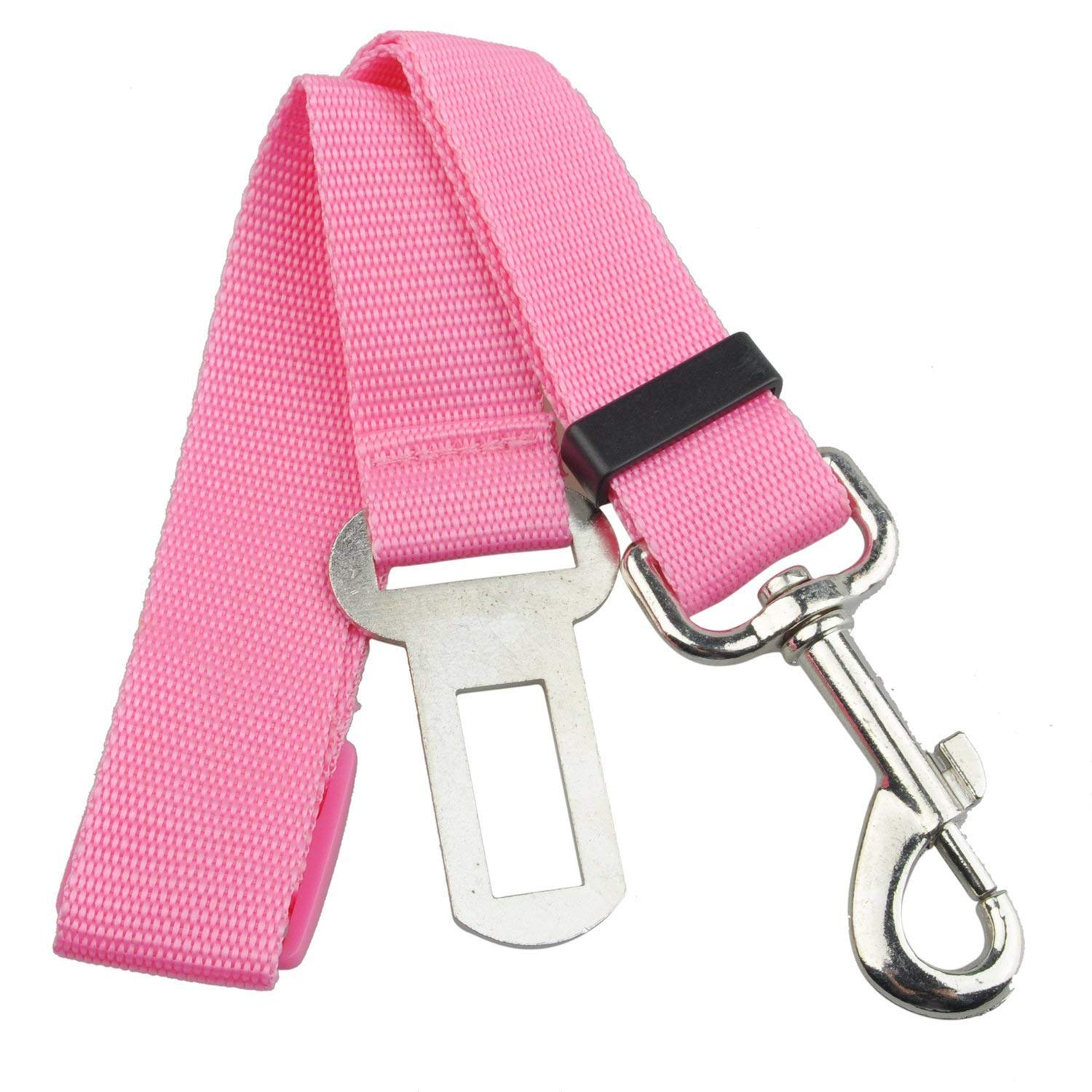 TOOGOO(R) Pink Car Vehicle Auto Seat Safety Belt Seatbelt for Dog Pet