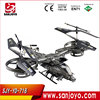New SJY-YD-718 Universal Remote Control Toys AVATAR RC Electronic Toys Drone Quadcopter Ultralight Aircraft