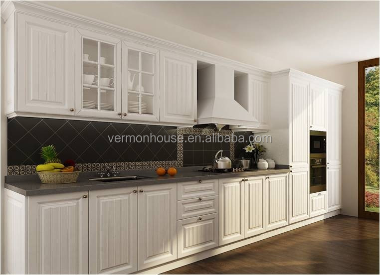2017 china bespoke furniture supplier modern kitchen
