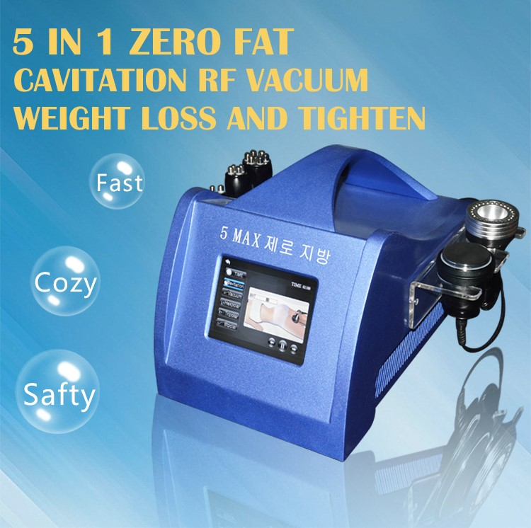 Vacuum cleaner abnehmen cavitation 5 in 1 weight loss queima calorias slimming