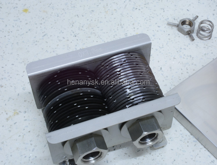 IS-RBW-260 Cut Into Block/String/Pieces Blade, Meat Slicer Chicken Cutting Machine