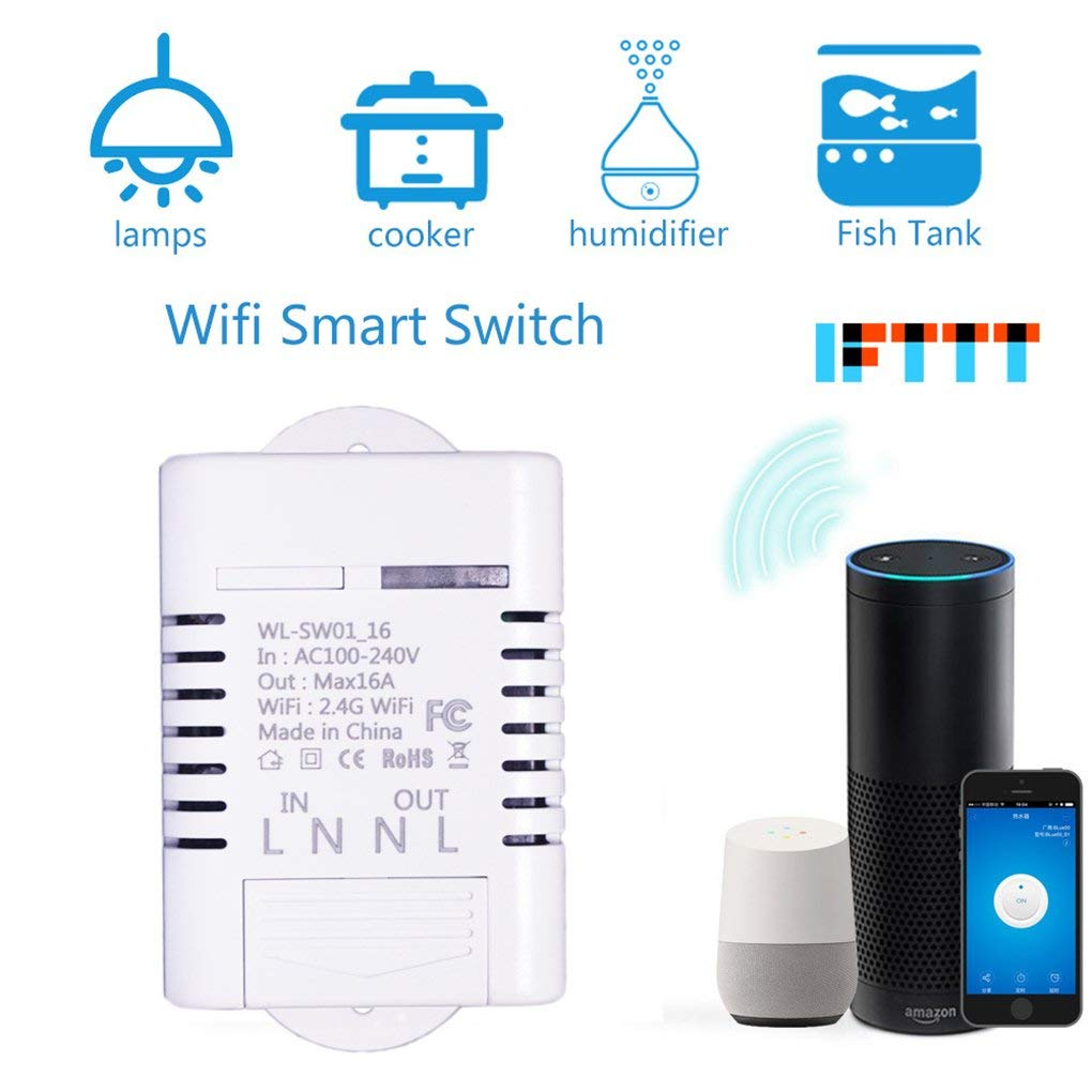 Cheap Wifi Relay Switch, find Wifi Relay Switch deals on line at