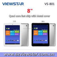 Metal cover and rugged tablet atm7029 quad core tablet pc 8inch Support OEM Logo 1gb ram android tablet pc