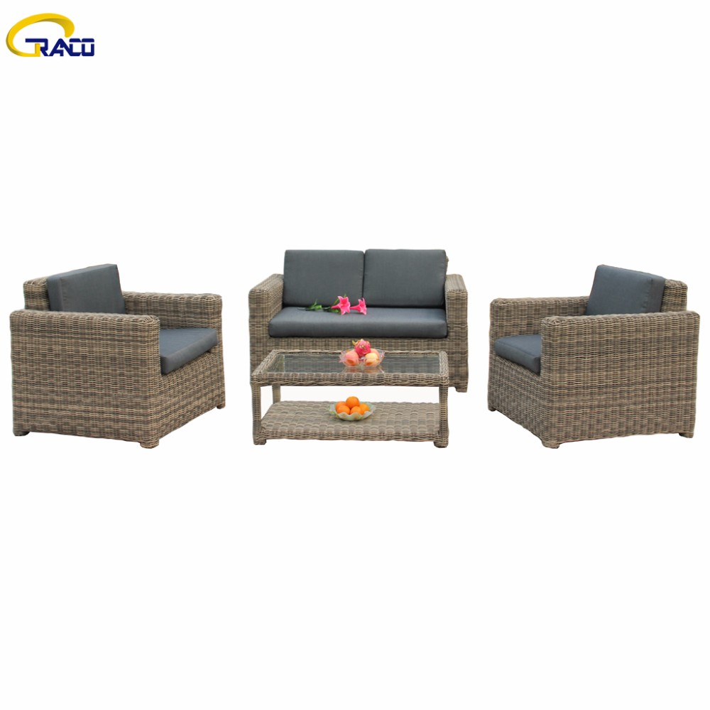 Lowes resin custom made wicker patio outdoor furniture