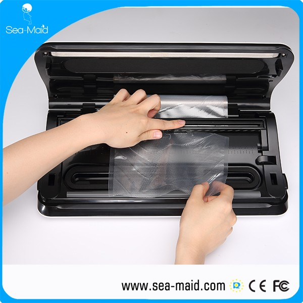 China design kitchen machine food vacuum sealer machine philippines with roll