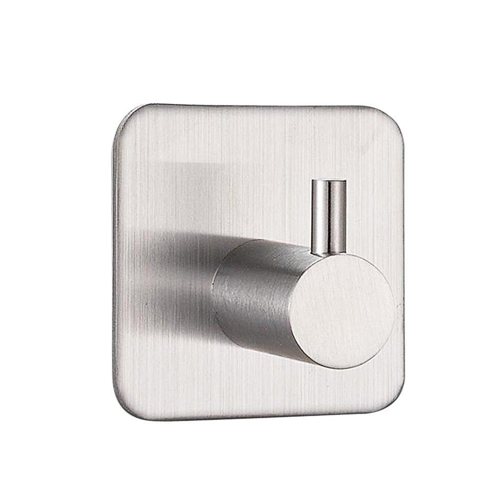 Buy Bathroom Towel Hooks,Ulifestar 3M Self Adhesive Stick On Sticky ...