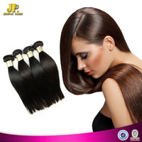 JP Hair Natural Black Easy To Color Straight Indian Virgin Remy Hair Bulk