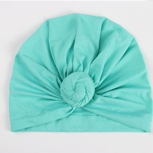Sweet Candy Color Baby Elastic Infant Accessories Baby Sexy Cap
