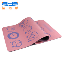 Eco-Friendly Kids Exercise Yoga Mat Manufacturer in Fuzhou
