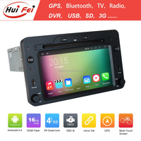 Capacitive Touch Screen 800*480 Android 4.2 Head Unit For Alfa Romeo 159 With Built-in Wifi Bluetooth GPS