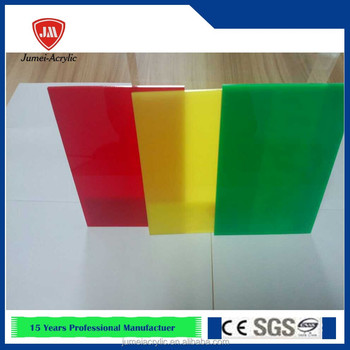 Color Acrylic Sheet Transparent Pmma Acrylic Plexiglass Sheet ...