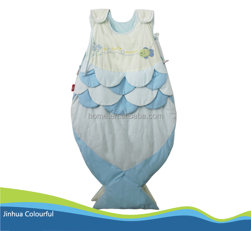 6a2d7185fd4 China New Products Fish Shape Baby Sleeping Bag Embroidery Baby Sleeping Bag  - Buy Baby Sleeping Bag,Peru Cotton Sleeping Bag,100% Cotton Sleeping Bag  ...